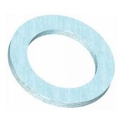 Joint pour raccord union portée plate type 330 / 331 fibre/NBR Ep.2mm