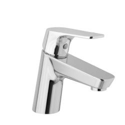 Mitigeur chromé lavabo THEWA WPL15