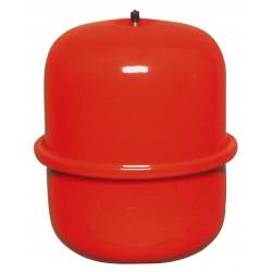 Vase expansion fermé cylindrique standard suspendus capacité 4 à 25 litres
