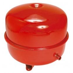 Vase expansion fermé cylindrique standard sur pied capacité 35 à 80 litres