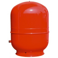Vase expansion fermé cylindrique standard sur socle capacité 80 à 1000 litres