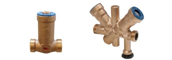 Équilibrage thermique des boucles sanitaires