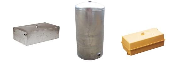Vases d'expansion pour bois et biomasse