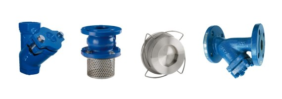 Filtration et Clapets anti-retour